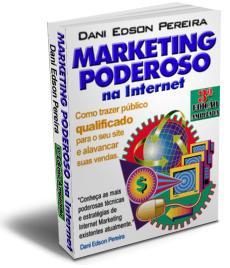 ebook marketing poderoso internet kit ganhe dinheiro online dani edson