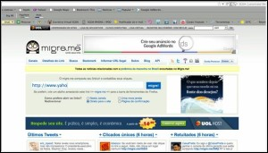 divulgar gratis divulgacao site blog encurtar bitly migreme url marketing
